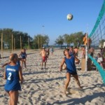 Beach Volley e Beach Tennis