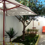 Patio interno